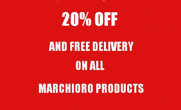 Marchioro products 20% off