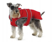 Ancol Dog Coat Stormguard Red Medium by Ancol