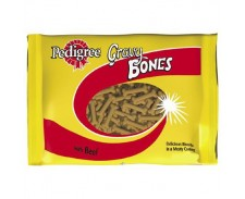 Pedigree Gravy Bones with Beef 10kg by Pedigree