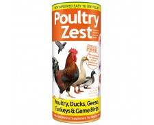 Poultry Zest Verm x 500g by Misc