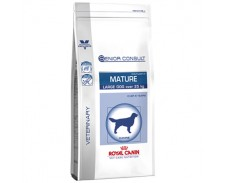 Royal Canin Veterinary Care Senior Consult Mature Large Breed 14kg by Royal Canin
