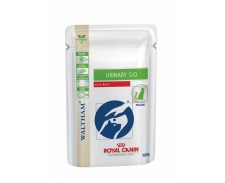 Royal Canin Feline Urinary S/O with Beef 100g x 48 by Royal Canin