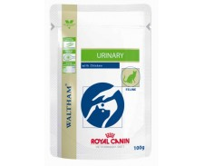 Royal Canin Feline Urinary S/O with Chicken Wet 100g x 48 by Royal Canin