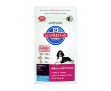 Hill's Science Plan Canine Adult Advanced Fitness Medium Tuna & Rice by Hills