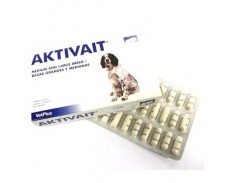 Aktivait Capsules Canine Medium & Large Breed x 60 by Misc