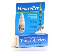 Homeopet Anxiety Travel Remedy 15ml by Co Of Animals