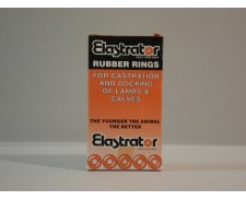 Cox Surgical Elastrator Rings x 100 by Cox Surgical
