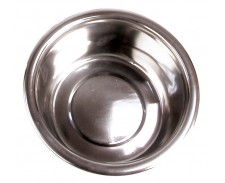 Rosewood Stainless Steel Deluxe Feeding Bowl 6.5inch by Rosewood