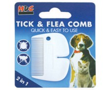 Tick & Flea Comb by MDC