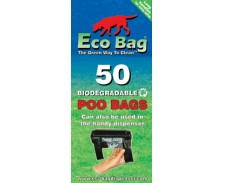Eco Bags Refill Bio Degradable x 50 by Misc