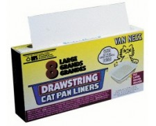 Litter Tray Liner With Drawstrings by Misc