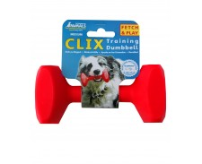 Clix Dog Training Dumbbell Medium by Co Of Animals