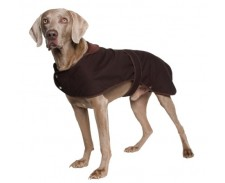 Ancol Wax Timberwolf Dog Coat Small by Ancol