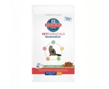 Hill's Science Plan Vet Essentials Feline Mature Adult Neuteured Cat Lower Fat by HILL'S PET NUTRITION