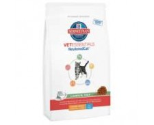 Hill's Science Plan Vet Essentials Feline Young Adult Neutered Cat Lower Fat by HILL'S PET NUTRITION