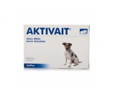 Aktivait Capsules Small Dog x 60 by Misc