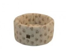 Danish Design Cosy Cat Bed Paw Print Small by Misc