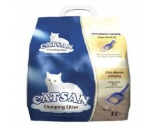 Catsan Ultra Cat Litter 5l by Misc