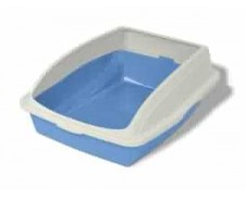 Van Ness Litter Tray With Rim by
