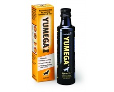 Yumega Canine Skin & Coat Supplement Oil 250ml by Yumega