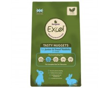 Excel Rabbit Feed 4kg by Burgess
