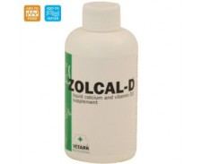 Vetark Zolcal D 120ml by Misc