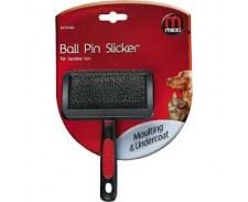 Interpet Mikki Brush Ball Pin Slicker Large by Mikki