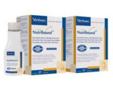 Nutribound Oral Solution Cat 150ml pk 3 by Virbac Animal Health