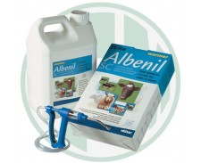 Albenil SC Sheep/Cattle 2.5% by Virbac