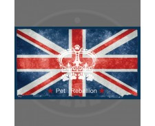 Petrebellion Food Mat Union Flag by Misc