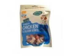 Good Boy Deli Treats Chicken Rice Bones 100g by Good Boy