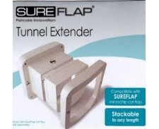 Sureflap Tunnel Extender White by Misc