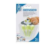 Catit Senses 2.0 Gum Stimulator Pk3 by Misc