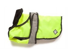 Dog Coat Hi Viz 2in1 40cm 16