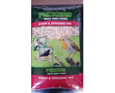 Peckers Robin & Songbird Mix 2.25KG by Peckers