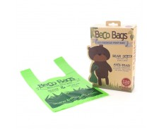 Beco Poop Bags with Handles 120 by Misc