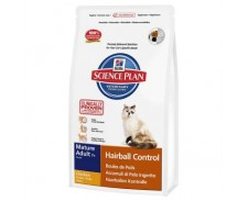 Hill's Science Plan Feline Adult Hairball Control Chicken by Hills