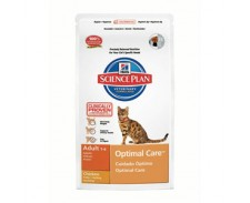 Hill's Science Plan Feline Adult Optimal Care Chicken by Hills
