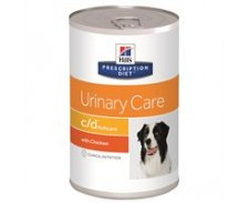 Hills Canine C/D Prescription Diet 370g x 12 by Hills