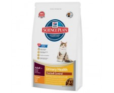 Hills Feline Urinary/Hairball Control 6 x 300g by HILL'S PET NUTRITION