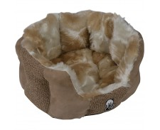 Happy Pet YAP Oval Cat Bed Delicato by Happy Pet