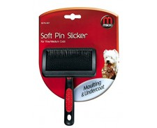 Interpet Mikki Soft Pin Slicker Brush by Mikki