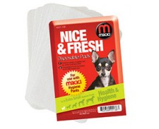 Interpet Mikki Hygiene Pads Size 4 - 5 by Mikki