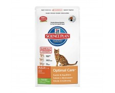 Hill's Science Plan Feline Adult Optimal Care Rabbit by Hills
