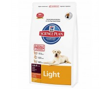 Hill's Science Plan Canine Adult Light Large Breed Chicken by Hills