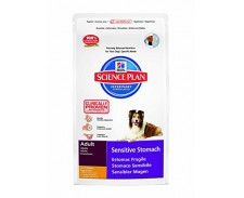 Hill's Science Plan Canine Adult Sensitive Stomach Chicken, Egg and Rice by Hills