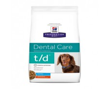Hill's Prescription Diet t/d Canine Mini by Hills