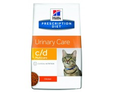 Hill's Prescription Diet c/d  Multicare Feline Chicken by Hills