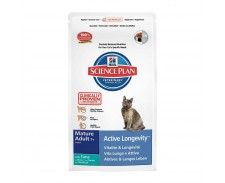 Hills Feline Mature Adult 7+ Active Longevity with Tuna 2kg by Hills
