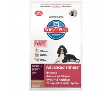 Hill's Science Plan Canine Adult Advanced Fitness Medium Lamb & Rice by Hills